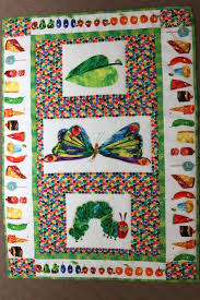17 best Hungry Caterpillar images on Pinterest | Very hungry ... & Quilt kits · In Stitches of Williamstown Very Hungry Caterquilt Pattern  682x1024 Very Hungry Caterpillar Quilt Adamdwight.com
