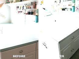 replacing laminate on countertops laminate update without replacing them how to kitchen thin concrete overlay making