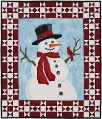 Snowman Quilt Patterns: Not just for the holidays! & Mr. Frosty. ' Adamdwight.com