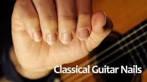clical guitar nails a basic primer