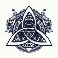 Vektorová Grafika Draci A Keltský Uzel Tetování A Tričko Design