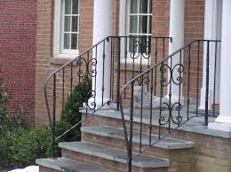 Wrought Iron Handrails Amazing Wrought Iron Railings Oceanspielen Designs