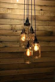 glass jar chandelier large amazing handmade mason lighting designs you need to try glass jar chandelier lighting mason