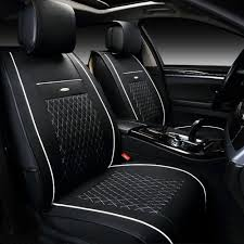 details about us for toyota camry prius corolla rav4 car leather seat cover cushion front rear