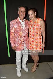 Neil Torpey and Lisa Fields Lewis attend the Parrish Art Museum... News  Photo - Getty Images