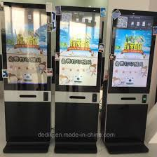 Printing Vending Machine Inspiration China Dedi 48inch LCD Wechat Photo Printing Vending MachinePublic