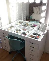 makeup vanity organizer magnificent makeup vanity table with best makeup  vanity ideas on home furnishings vanity