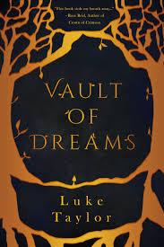My Dream Book Design Vault Of Dreams Cover Quill Portfolio Designs Fantasy