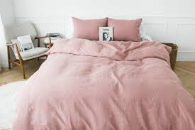 dusty pink duvet cover the duvets