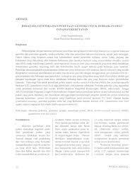 Juga dilengkapi dengan pembahasan tentang teknologi omic, seperti metabolomic. Http Perpus Biotek Lipi Go Id Perpus Repository Vol15no2t2001 Pdf