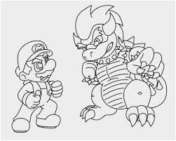 Bowser Coloring Page Fresh Bowser Jr Is Boos Kleurplaat Coloring Pages