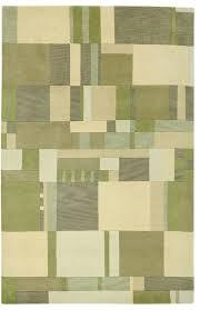 rizzy tango ta 1350 geometric rug lime