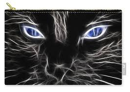 black cats with blue eyes for sale. Beautiful Sale Black Cat Blue Eyes Carryall Pouch Featuring The Photograph Fantasy  To Cats With For Sale H