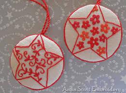 Christmas Ornament Patterns Custom Design