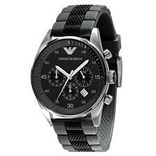 buy emporio armani ar5866 men s black chronograph watch online emporio armani ar5866 men s black chronograph watch thewatchcabin 1