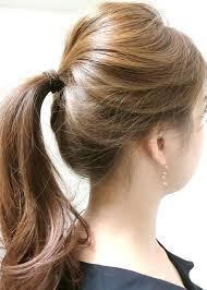 ださいポニーテールは髪のまとめ方ですぐに直ります Beautybrush