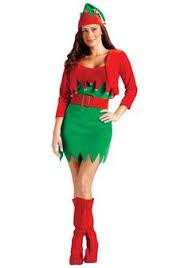 Charming Adult, Childu0027s, Sexy Elf Christmas Costume