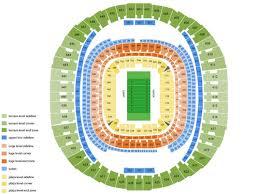 Nola Superdome Seating Chart Arizona Cardinals Vs New Orleans Saints At Mercedes Benz