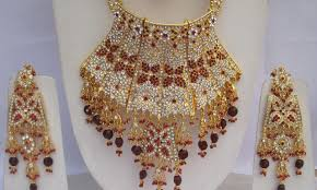 Gold Set Design 2019 In Pakistan Jewelry 2019 Goit