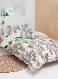 Kids Bedroom Decor Australia Kas Australia Billie Bunny Duvet Cover Set Simons Maison