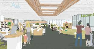 Library home office renovation Ideas Centennial Renovation Case Designremodeling Halifax Home Placentia Library