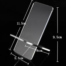 Acrylic Cell Phone Display Stands Interesting Phone Model Holder Rack Acrylic Cellphone Display Stand Phone
