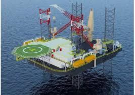 Jack Up Rig Design Criteria Multi Purpose Jack Up Rig Commercial Vessel Boats Online