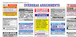 Assignment abroad times mumbai wednesday