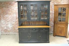 glass hutch large black hutch with glass doors chapman auto glass hutchinson ks glass hutch