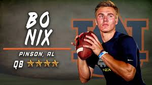 Auburn signee Bo Nix highlights - YouTube