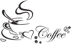 Amazonit Caffè Adesivi E Murali Da Parete Pitture E