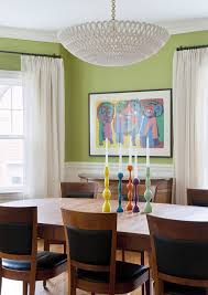 most popular interior paint colors dining room eclectic with wood floor  glass shade