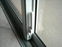 sliding glass door handle with lock patio door locking mechanism sliding glass door safety lock garden
