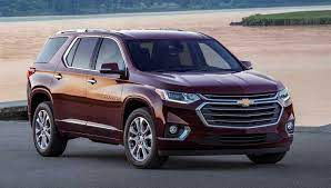2021 Chevrolet Traverse Release Date Price And Specs