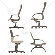 office chair icon. Office Chair Icon Set Isolated, 188245, Download Royalty-free Vector Image