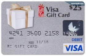 p bank visa gift card