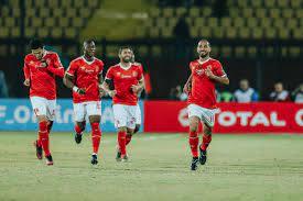 نتيجة مباراة الاهلي والمقاولون العرب مع ملخص اهداف المباراة اليوم في الدوري  المصري
