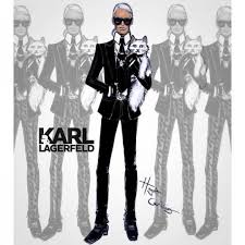 Happy Birthday Karl Lagerfeld By Hayden Williamsi Like It A Lot I