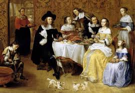 gillis van tilborch or gillis van tilborgh family portrait the museum of fine arts budapest