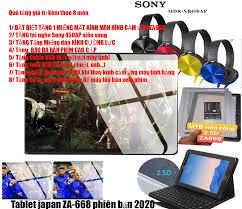 Nơi bán Máy tính bảng Tablet japan ZA-668 phiên bản 2020 Android 9.0 RAM 8G  BỘ NHỚ 256G Ưu đại giá sinh viên giá rẻ 2.590.000₫