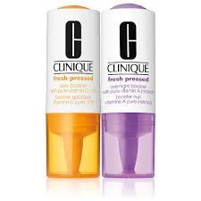 clinique fresh pressed vitamin c retinol single