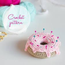 Donut Pattern Custom Decorating