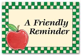 5+ Friendly Reminder Clip Art - Preview : Just A Friendly R | HDClipartAll