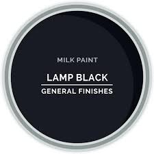 general finishes water based milk paint 1 pint lamp black tung oil reviews