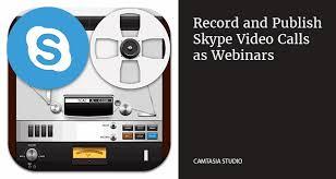 record skype video calls how to record skype video calls