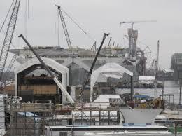 Crane Operators On New Champlain Bridge Are Planning Strike Report
