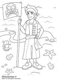 Kleuteridee Zoekresultaten Piraten