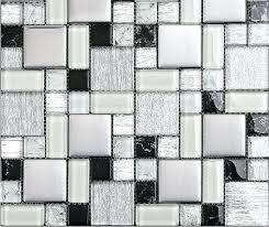 black and white glass mosaic tile glass mosaic kitchen wall tiles mosaic black and white glass
