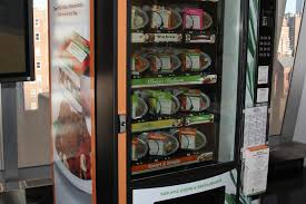 Vending Machines Nyc Extraordinary Cool Stuff FreshDirect Vending Machines For Your Apartment Building