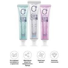Купить <b>Зубная паста Xiaomi Dr</b>. Bay 0+ Whitening Toothpaste (3 ...
